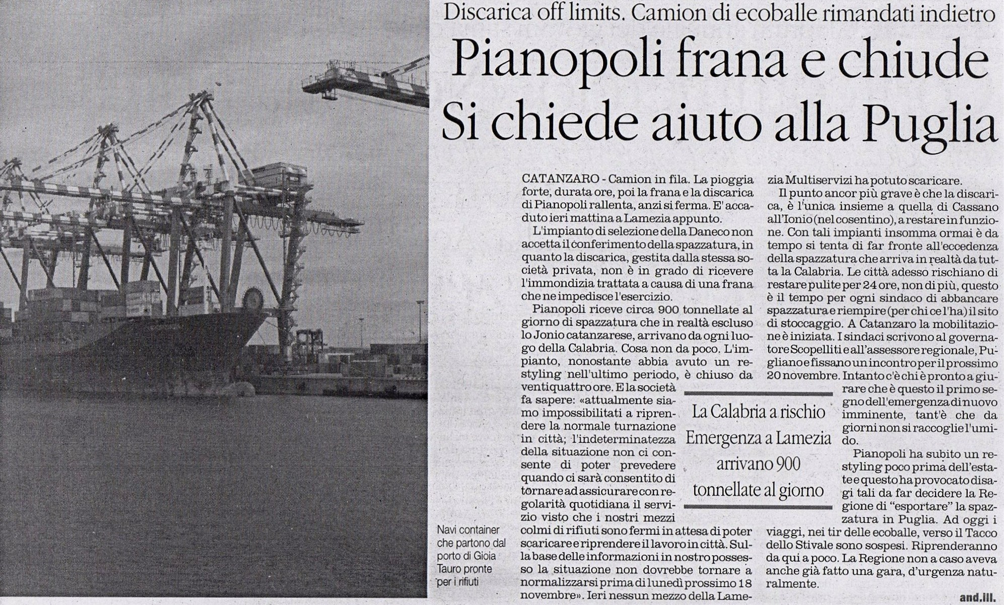 il Quotidiano 16.11.2013