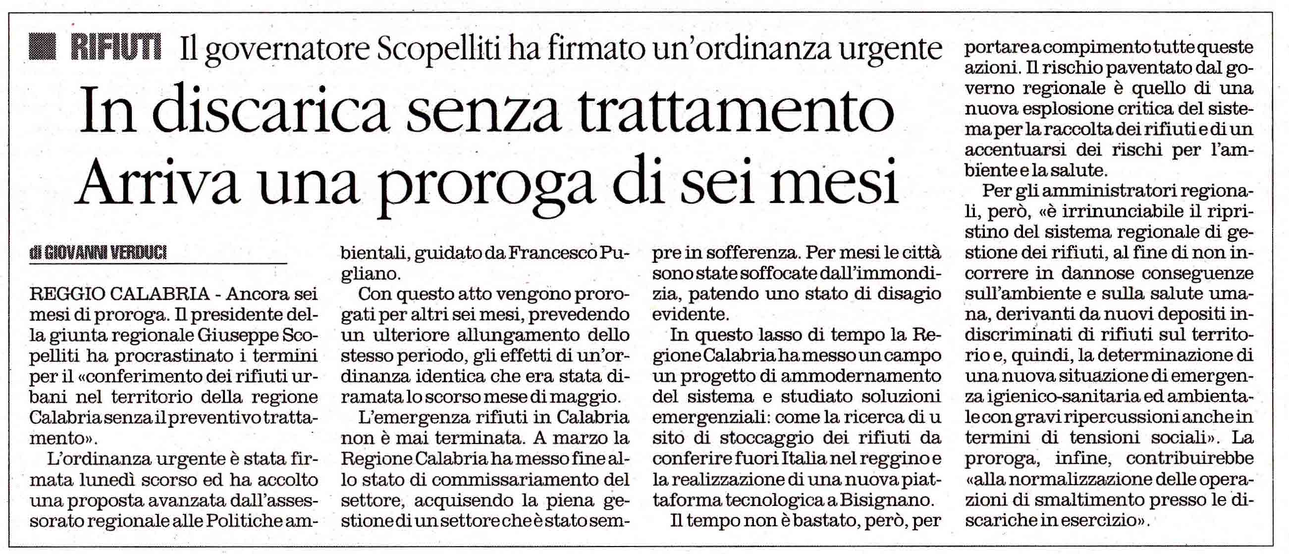 il Quoiidiano 14.11.2013